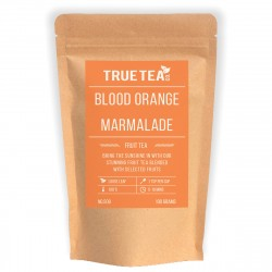 Blood Orange Marmalade Fruit Tea (No.508) - Loose Leaf Tea