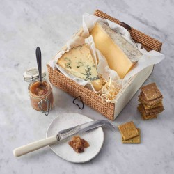 Cheese and Chutney Box for Two