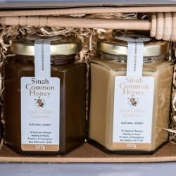 Pure Raw Golden Honey - Gift Box