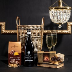 Prosecco and Chocolate Treats Gift Hamper