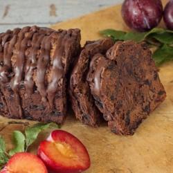 Handmade Rum, Plum & Chocolate Fruit Cake (500g)