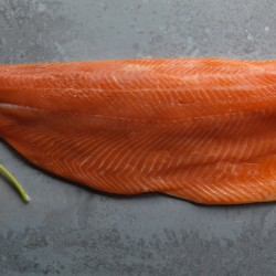 Traditional Cold Oak Smoked Trout
