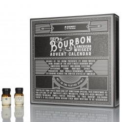 Bourbon & American Whiskey Advent Calendar (2020 Edition) (72cl, 46.2%)