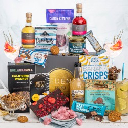 Luxury Vegan Gift Hamper (Add Exclusive Liqueurs)
