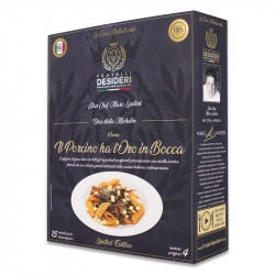 Meal Kit Il Porcino ha l'oro in bocca' by Marc Lantieri (Michelin Star Chef)