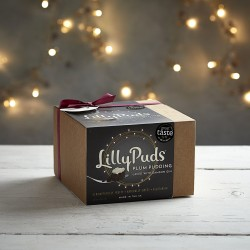 LillyPuds Premium Plum Pudding Laced With Damson Gin 454g