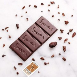 3 Award Winning Single Origin Dark Chocolate Bars 72% Makira / Vegan & No Refined Sugar