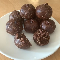 Award Winning 100% Natural Protein Balls (3 boxes of 9 balls)