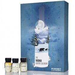Vodka Explorer Christmas Advent Calendar 2019 Edition (72cl, 40%)