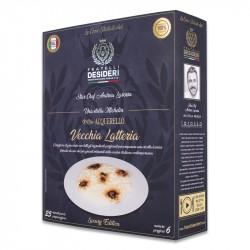 Meal Kit 'Vecchia Latteria' by Andrea Larossa (Michelin Star Chef)