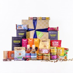 Luxury Vegan Hamper (Add Gin, Brandy or Whisky)
