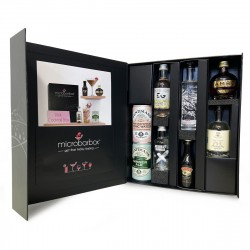 Pink Cocktail Gift Box