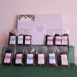 Twelve Days of Christmas Tea Selection Pack