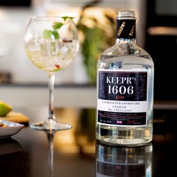 Personalised 1606 Handcrafted London Dry Gin