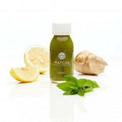Fighter Shots Natural Matcha Green Tea (12x60ml)