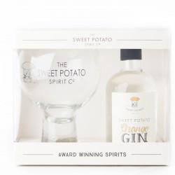 Sweet Potato Orange Gin 20cl & Spirit Globe