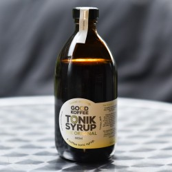 Premium Social Coffee Tonic Syrup - The Original