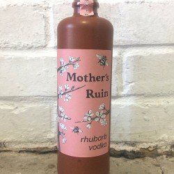Rhubarb Vodka