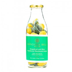 Grapefruit & Mint Natural Handmade Sweets - 2 bottles