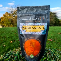 Raw Sweet Carrots Kimchi (Pack of 3)