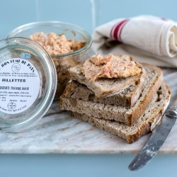 French Pork Rillettes (190g)