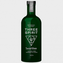 Three Spirit Social Elixir - Non-Alcoholic Botanical Drink