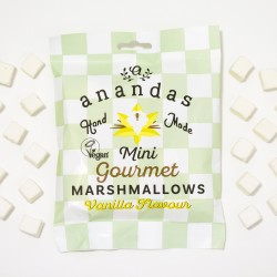 Gourmet Mini Vanilla Marshmallows (Vegan) (3 pack)