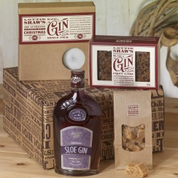 Christmas Gin Lover's Hamper Box