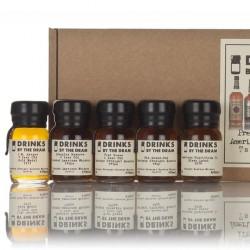 Premium Antique American Whiskeys Tasting Set