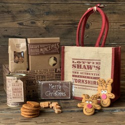 Merry Christmas Gift Bag of Treats