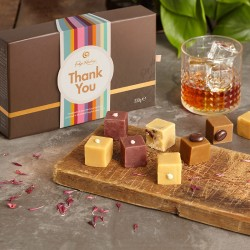 Thank You Boozy Sharer - Gourmet Fudge Selection