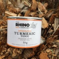 Turmeric Tonic - Premium Loose Spiced Tea