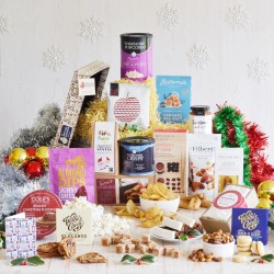 Luxury British Christmas Fayre Gift Hamper