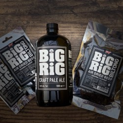 Big Rig Beer and Biltong
