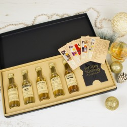 Christmas Single Malt Whisky Set (Personalisation Available)