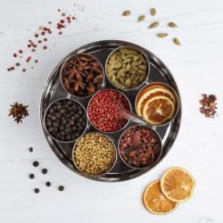 Spice Kitchen Gin Botanicals Tin with 7 Botanicals