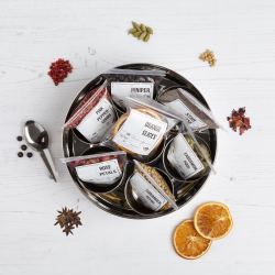 Spice Kitchen Gin Botanicals Tin with 7 Botanicals