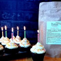 Vanilla Birthday Muffin Mix - Keto, Low Carb, Sugar Free