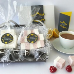 Marshmallow Afternoon Tea for Four Gift