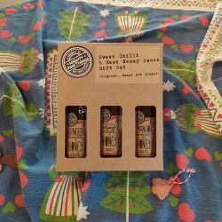 Sweet Chilli & Honey Sauce Gift Set