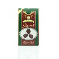 Dark Chocolate Fig Bites