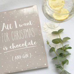 Chocolate Gin Advent Calendar