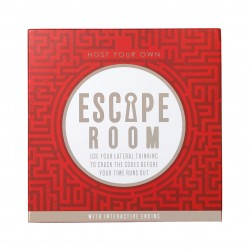 Host Your Own Escape Room Party Kit