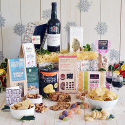 Artisan Christmas Treats and Port Hamper