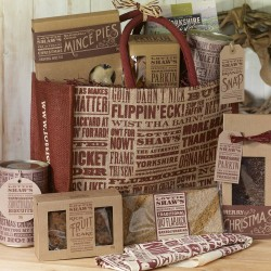 Christmas Large Yorkshire Gift Bag of Treats