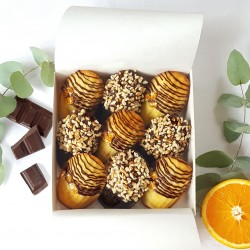 Mix of Christmas Madeleines (Box of 9)