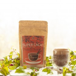 Super Cacao Sugar Free Drinking Chocolate Organic