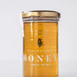 100% Pure Raw Hungarian Acacia Honey 325g