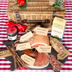 Artisan British Charcuterie Lovers Box XL