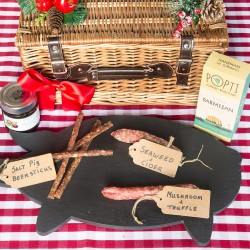 Artisan British Charcuterie Lovers Box